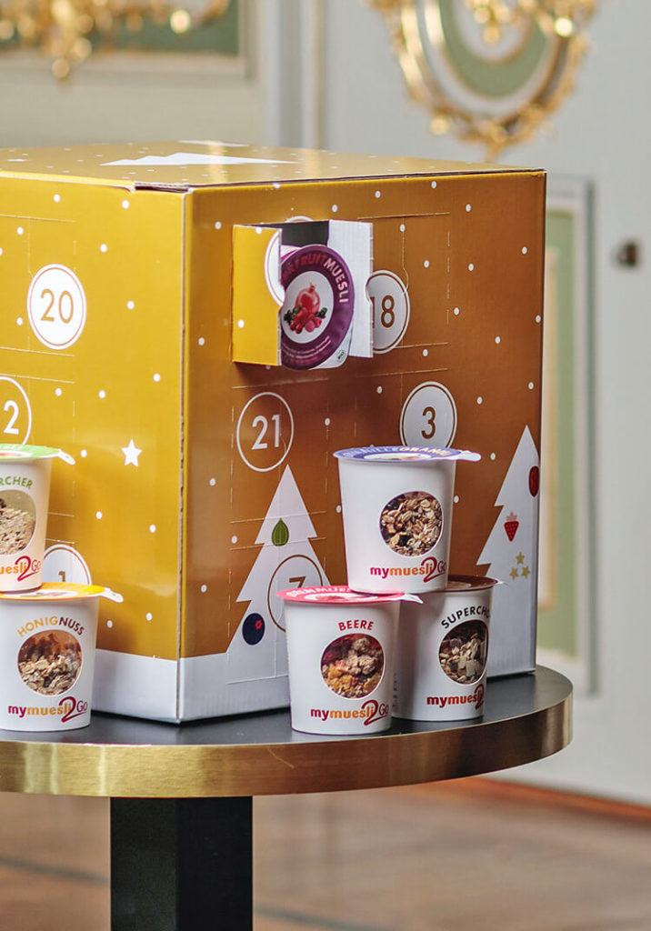 muesli advents kalender 2017