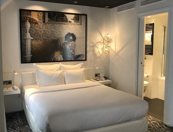 Hotel Le General kamer Marais