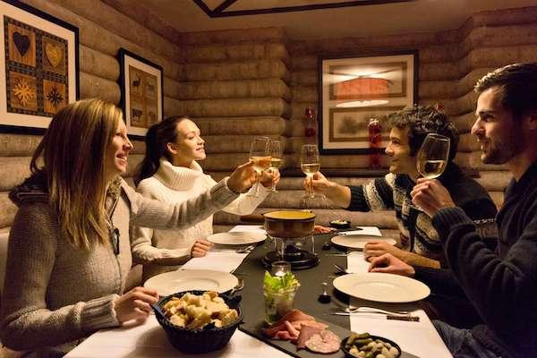 Savoyaardse avond bij Club Med wintervakanties