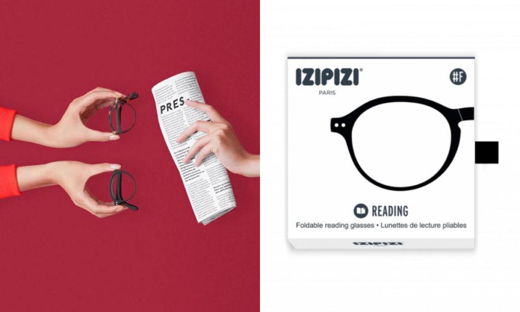 brillen Izipizy opvouwbare leesbril