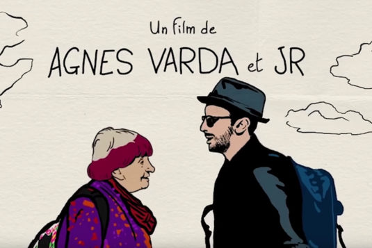 Documentaire Visages Villages: Agnès Varda en JR, fotokunstenaar