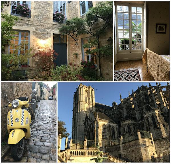 24 uur in Le Mans: B&B en kathedraal
