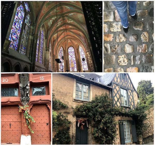 Le Mans: kathedraal en oud centrum