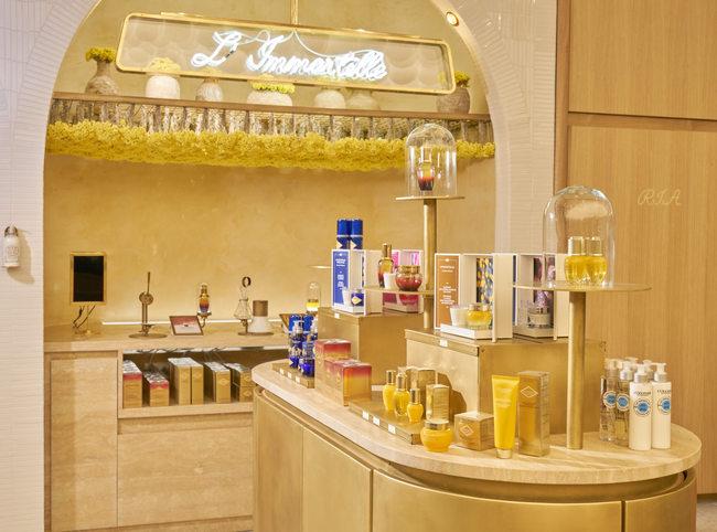 concept-store Occitane & Pierre Hermé