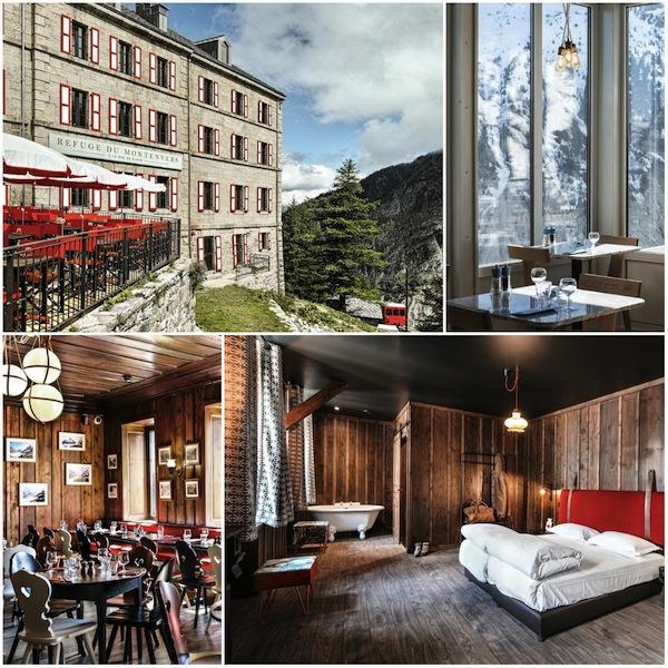 Hotel-restaurant du Refuge de Montenvers