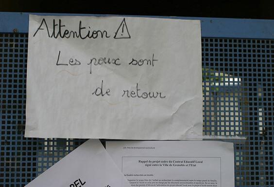Franse school verschillen met Nederland luizenmoeders