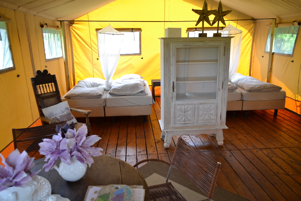 Simply Canvas Glamping Dordogne