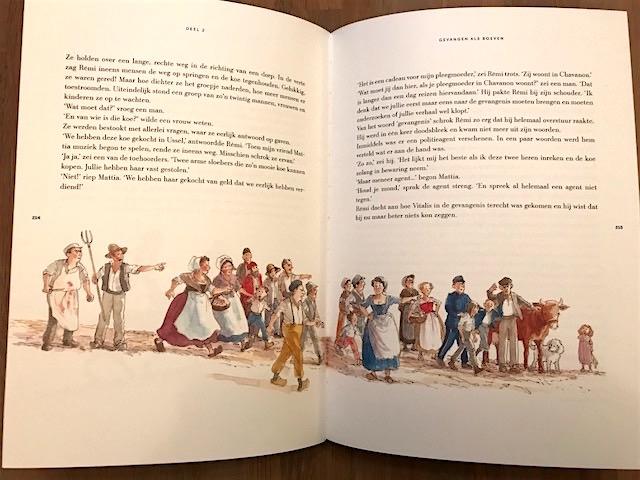 """kinderboek """"Alleen op de wereld"""""""