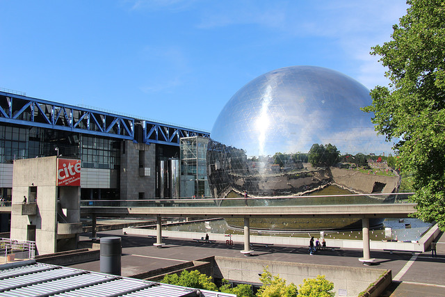 Cité des Sciences in Parijs