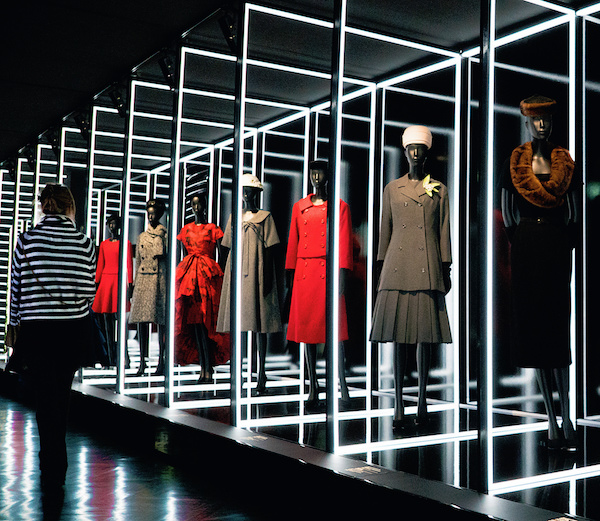 Dior expoistie Parijs 2017