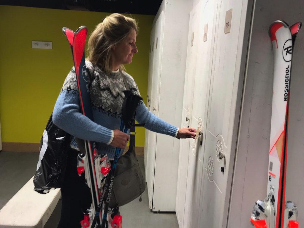Val Thorens skiroom Club Med