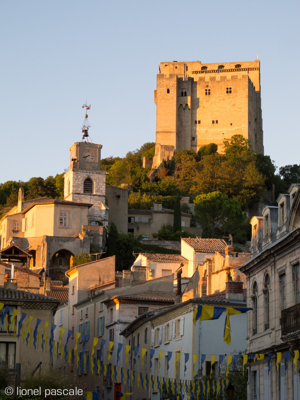 La Tour de Crest in de Drome: de hoogste middeleeuwse vestingstoren