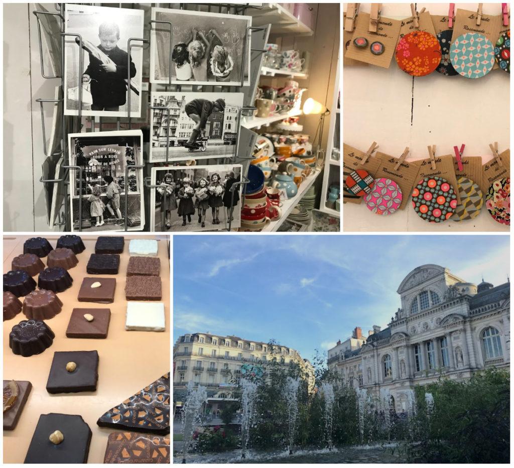 stedentrip Angers winkelstraten shoppen Musee Pince