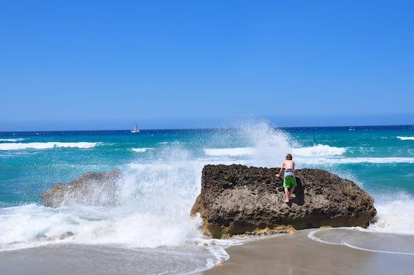Azuurblauwwater voor Sardinië