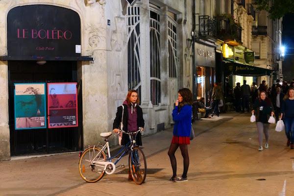 stedentrip Angers centrum uitgaan Le Bolero studentenstad