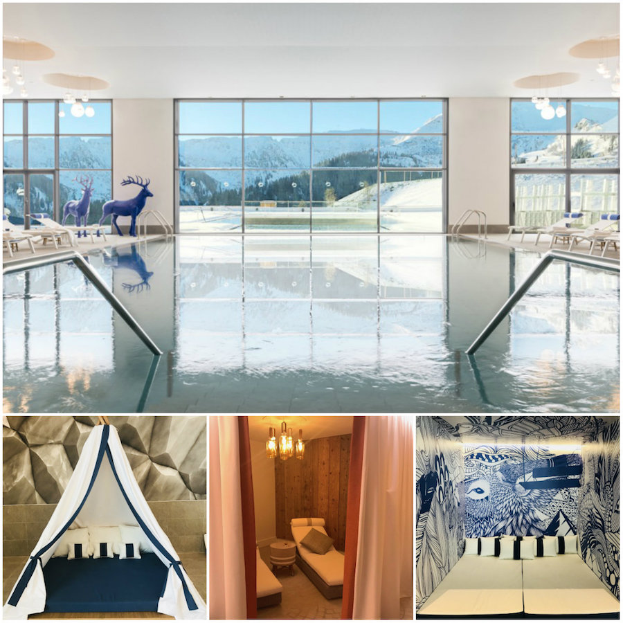 Wellness all-inclusive op wintersport: Club Med Grand Massif Spa