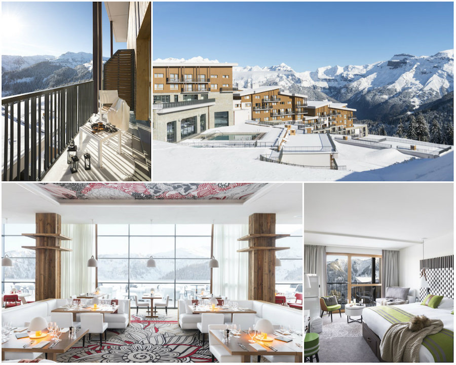 Accommodatie bij Club Med Samoens