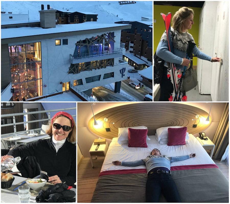 Josee vakantie-ervaring bij Club Med Val Thorens