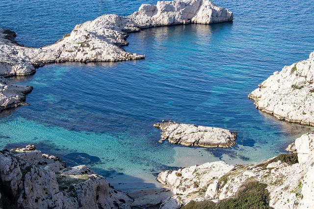 Mooiste eilanden Zuid-Frankrijk Frioul