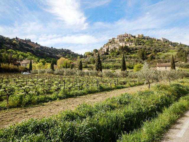 Het mooiste van de Luberon Provence Gordes