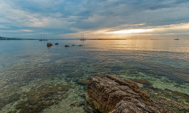 Mooiste eilanden Zuid-Frankrijk Lérins Sainte-Marguerite