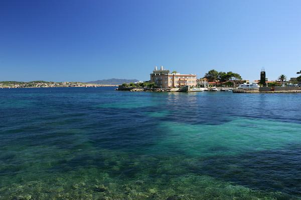 Mooiste eilanden Zuid-Frankrijk Ile de Bendor