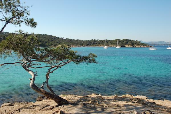 Mooiste eilanden Zuid-Frankrijk Porquerolles