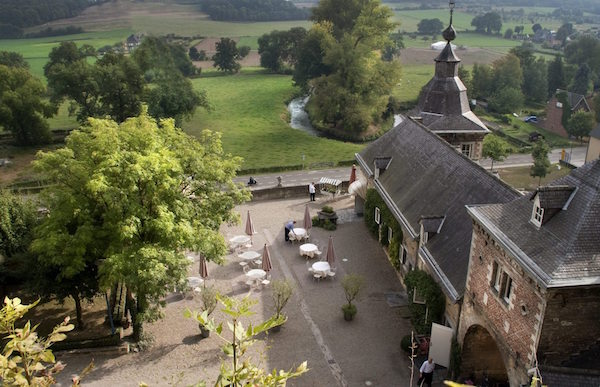 Restaurant Auberge van Chateau Neercanne Sint Pieter