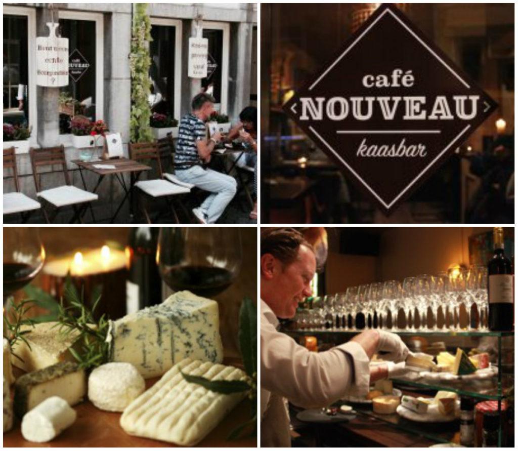 Café Nouveau - Franse restaurants in Maastricht