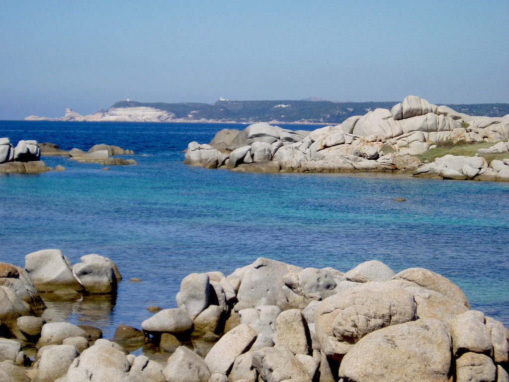 Corsica Iles Lavezzi