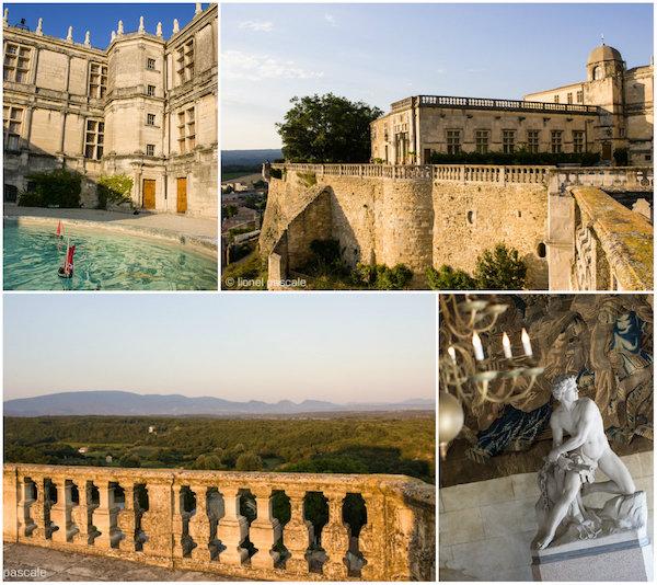 Het kasteel van Grignan