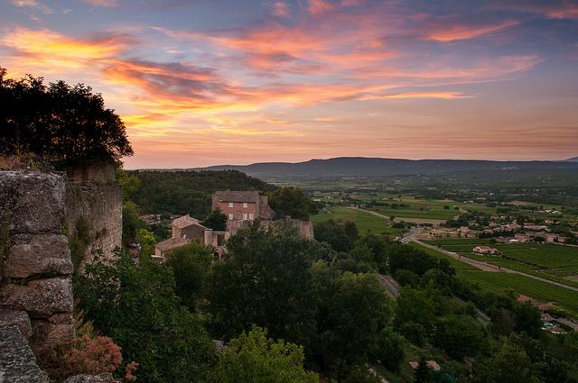 Het mooiste van de Luberon Provence Menerbes