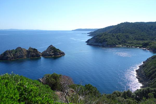 Mooiste eilanden Zuid-Frankrijk Port Cros