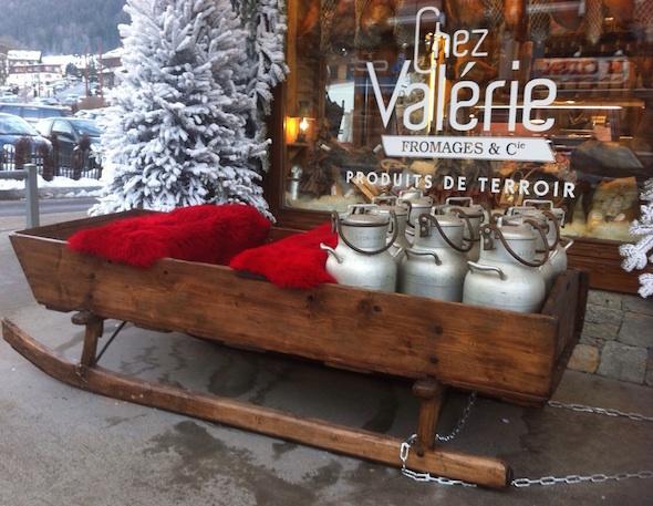 Fromagerie Chez Valerie La Clusaz