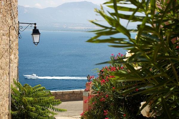 Calvi en de noordkust van Corsica