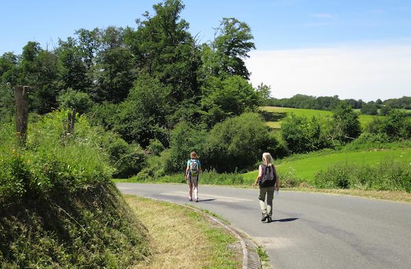 Het Franse Pad: wandelen en fietsen in de Berry