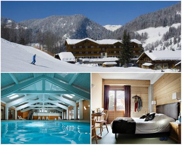 Hotel Beauregard in skidorp La Clusaz