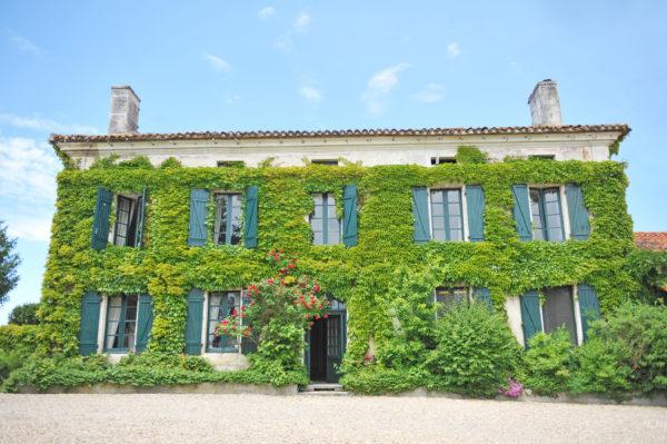 Le Manoir de Longeveau vakantiedomein in de Cognac