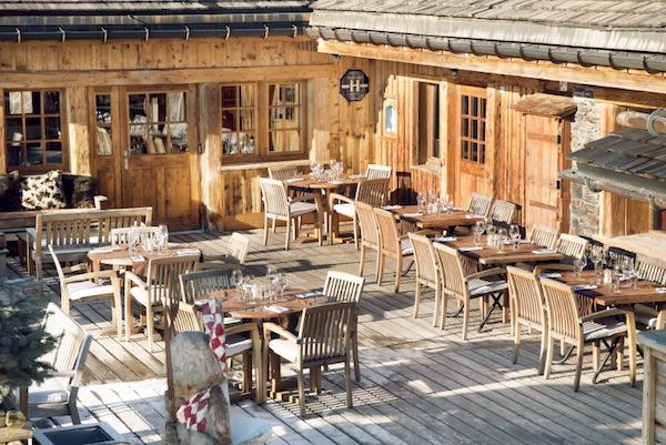 Restaurant Vieux Chalet La Clusaz