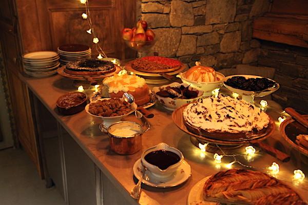 Tignes eetadressen restaurant La Table de Jeanne familie Bouvier