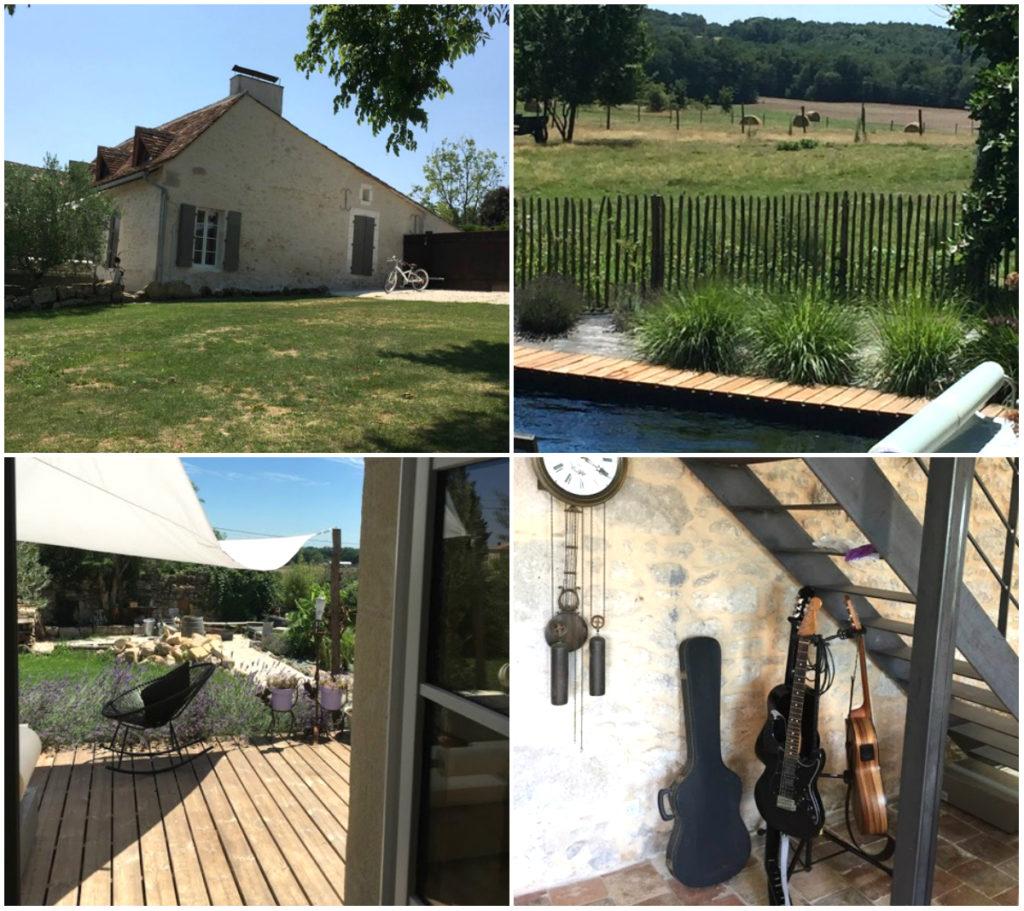 luxe vakantiehuizen in de Dordogne