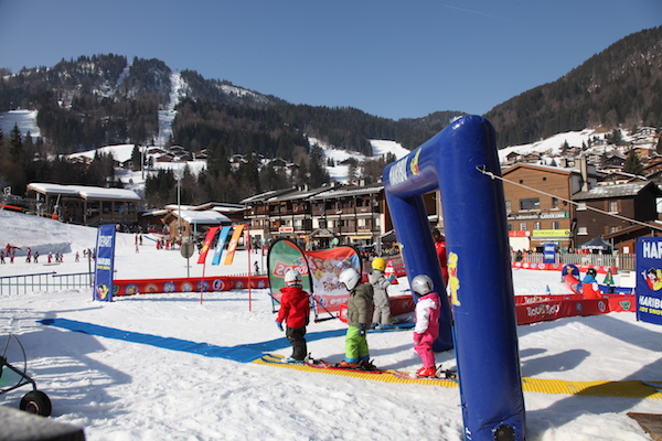 Kinderweide in La Clusaz