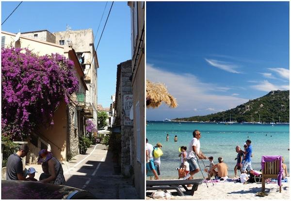 Porto-Vecchio en de zuidkust van Corsica