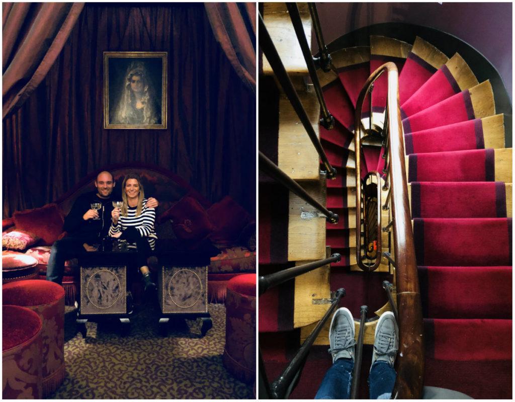 romantisch weekend in Parijs Hotel Maison Athenee
