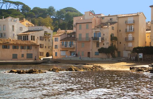 Strand van La Ponche - Plage La Ponche(Saint-Tropez)