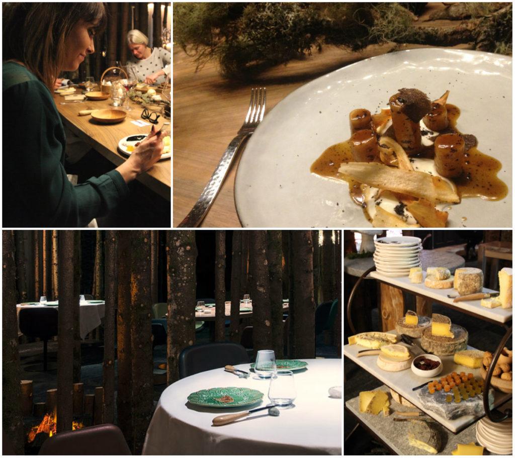 Tignes eetadressen Ursus gastronomisch restaurant Clement Bouvier