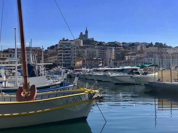 Stedentrip in Marseille: Le Vieux Port, de oude haven