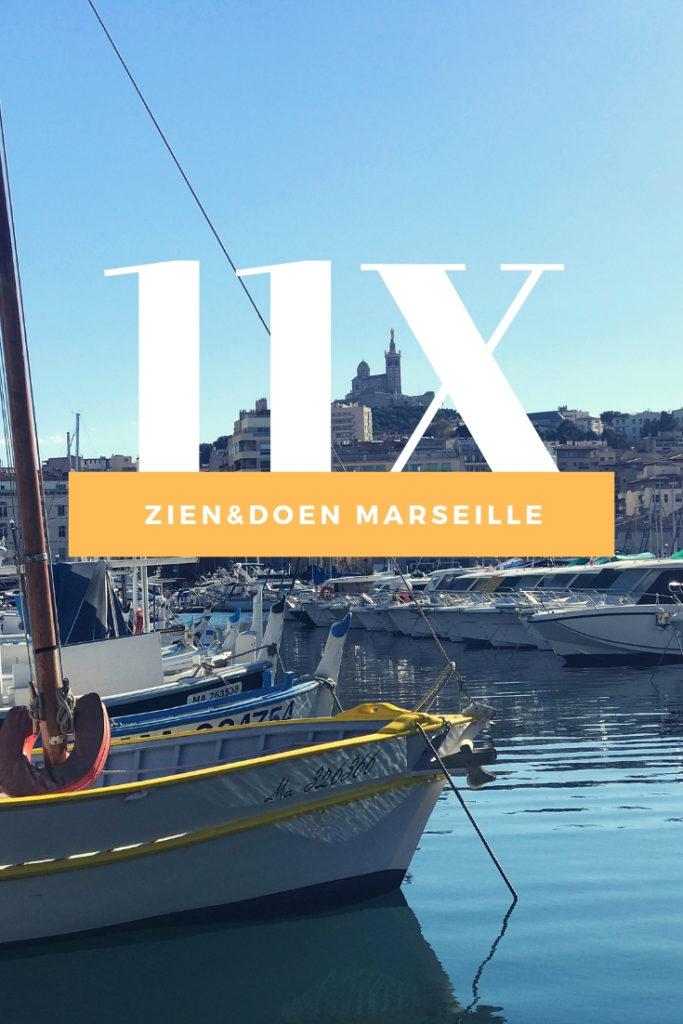 Zien&Doen Marseille toplist