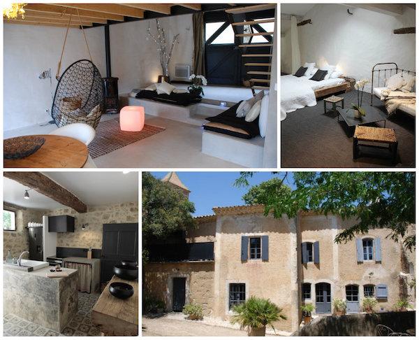 Leuk vakantiehuis in Zuid-Frankrijk Ribaute Hérault