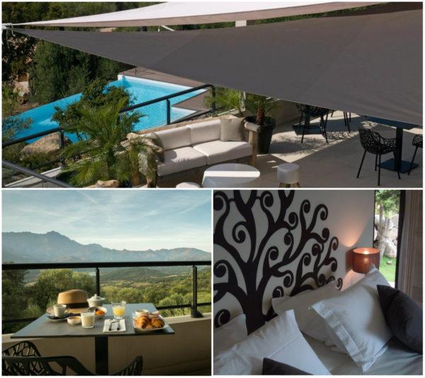 Droomhotels op Corsica